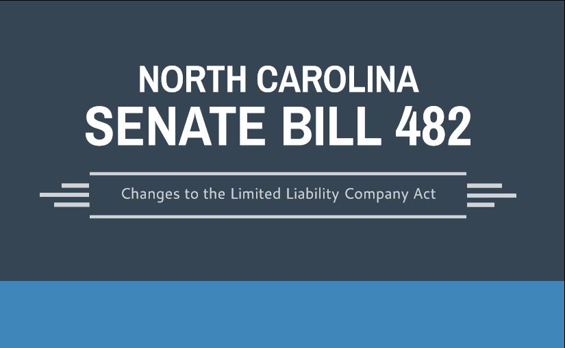 north carolina senate bill